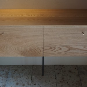 FURNITURE OF SOLID OAK